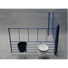 Add-On Quad Post Style Lambing/Kidding Pen-Wall Mount