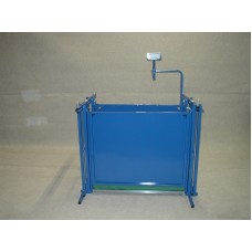 500# Digital Scale with cage and either #980 or #985 Gates