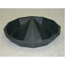 Black Poly Pan-Trough for Shenandoah Feeders