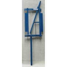 "Milking Stanchion w/ 24"" Extension Sleeve"