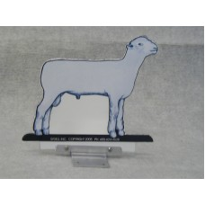 White Face Sheep Mailbox Ornament