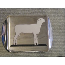 White Face Sheep Receiver Hitch
