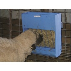 2 Pack of Poly Hay & Grain Feeder