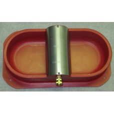 2-Drink Polyethelene Pan Waterer
