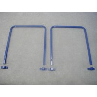 Safety Rails w/ #720B Brackets