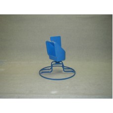 #801-4 25# Salt and Mineral Feeder with Round Base