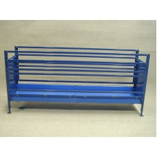Horizontal Rail 2-Sided Feeder