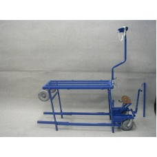 Sydell Shuttle with #755A Winch Stand