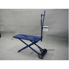 Hydraulic Stand w/#735A Stanchion