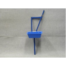 Goat Stanchion w/ Poly Trough
