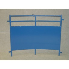 Short Curved Panel