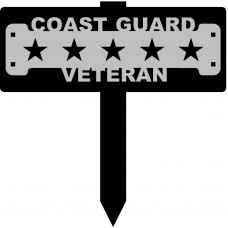 Coast Guard Veteran SIgn with 15