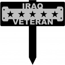 Iraq Veteran SIgn with 15