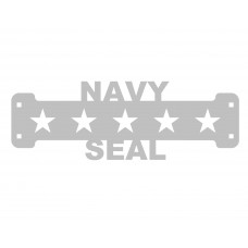 Navy Seal Veteran Sign Only Stainless Steel
