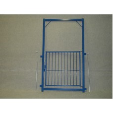 5' Arched Fair Pen Panel with Swing Gate